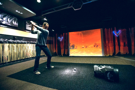 French Lick Resort, Callaway Announce New High-Tech Golf Fitting Studio