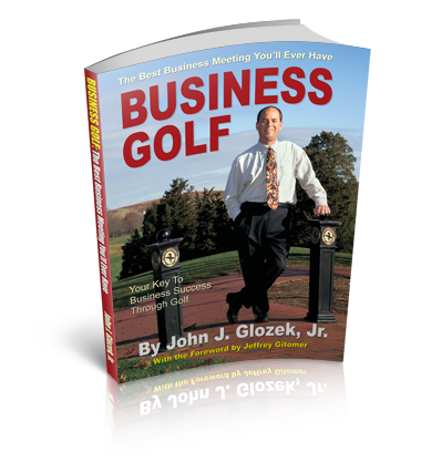 Business Golf - Cover Illustration