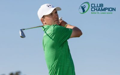 Jordan Spieth joins Club Champion as Brand Ambassador Shares Importance of Custom Fitting for Golfers of All Levels