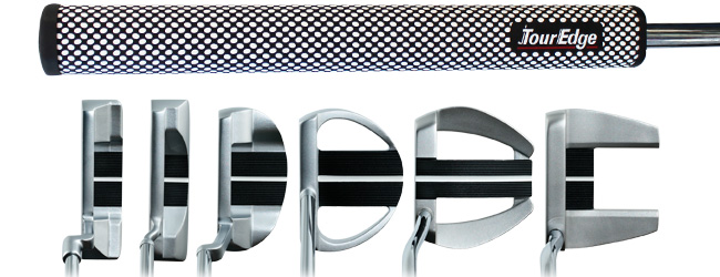 Tour Edge Announces New Pure Feel Template Series Putter Line
